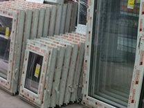 Окна пластиковые б/у 508х600 мм