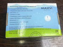 Новый телефон maxvi j3