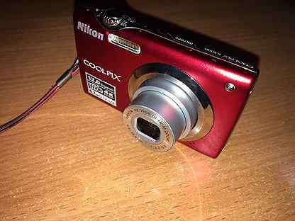 Фотоаппарат nikon ccopiix S3000
