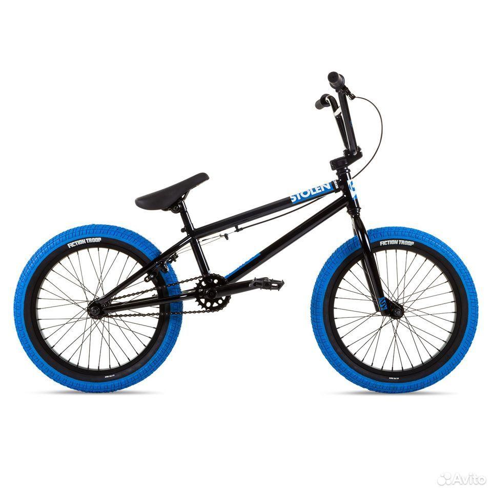 Велосипед Stolen agent 18 2021