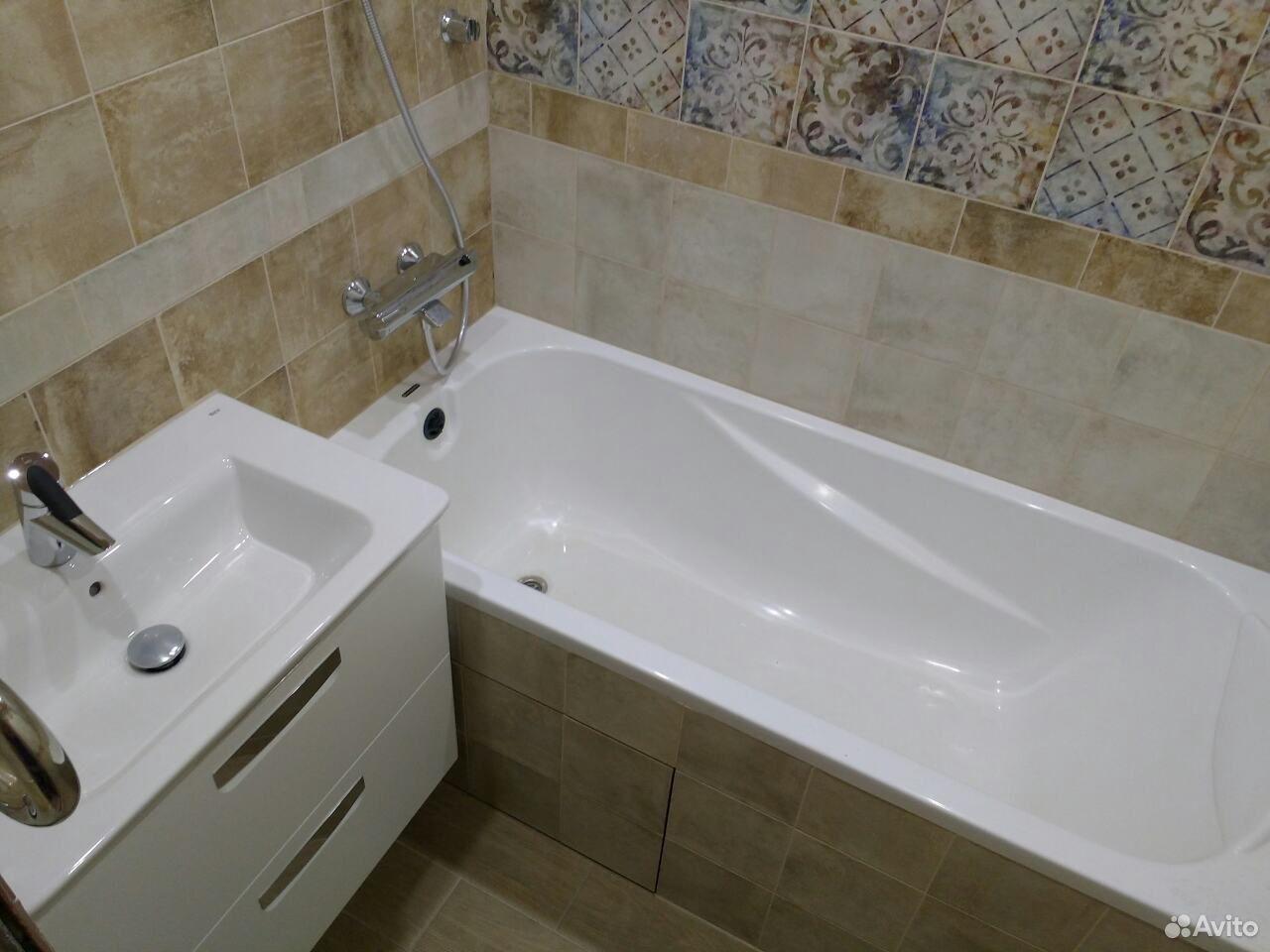 Ремонт ванной под ключ  89832855082 купить 3