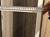 Антимоскитная сетка на балконную дверь