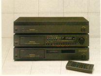 Усилитель Technics 808. (1980 год )