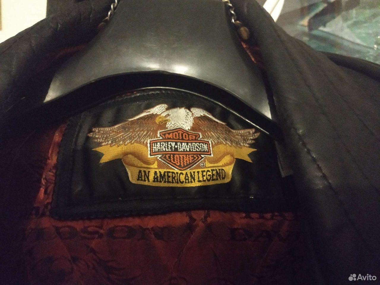 Кожаная куртка косуха Харлей Девидсон оригинал  89220446254 купить 2
