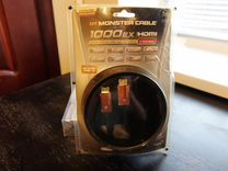 Hdmi кабель Monster Cable 1000hdexs-1M EU