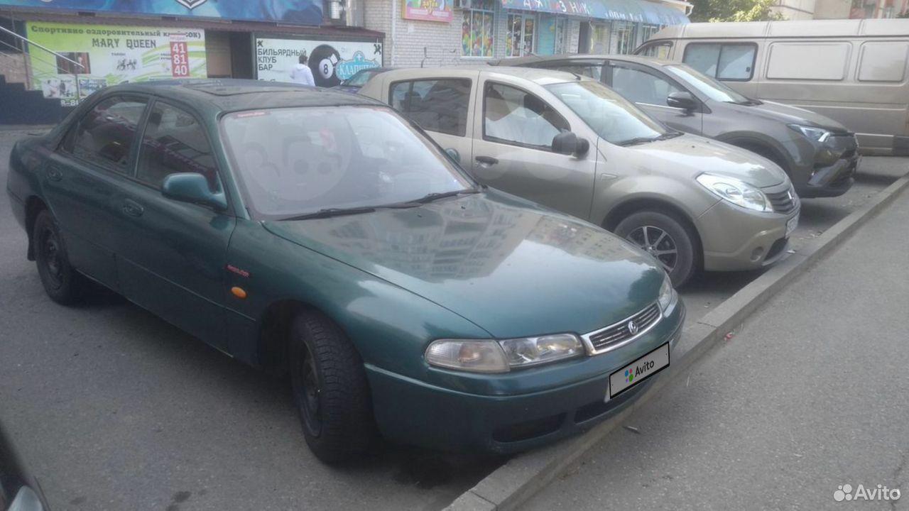 Mazda 626, 1992  89289703048 купить 3