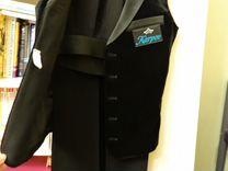 Костюм (брюки и жилетка) для бальных танцев Ю1