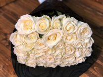 Букет из 33 роз 60см.Доставка цветов в Ставрополе