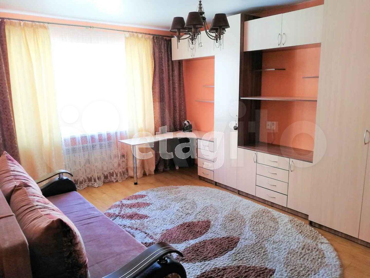1-к квартира, 40.1 м², 10/16 эт.