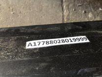 Бампер передний мерседес A 177 A 1778802801
