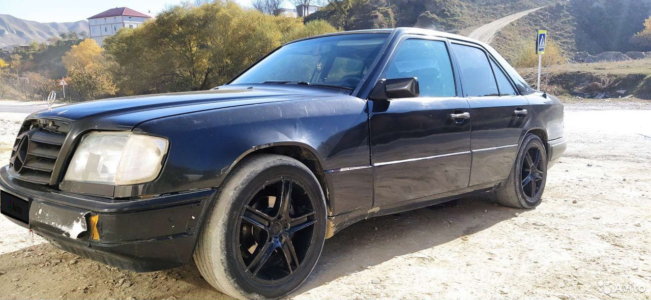 Mercedes-Benz W124, 1993  89674089777 купить 1