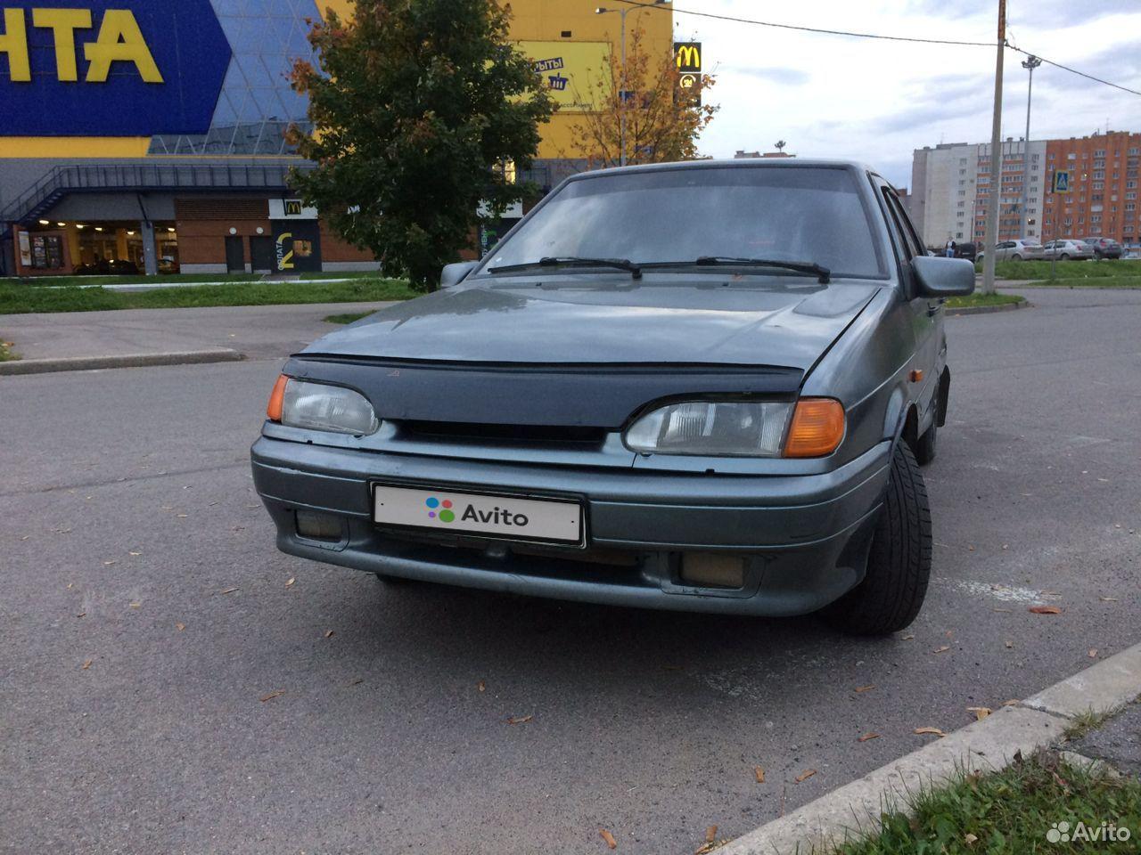 ВАЗ 2115 Samara, 2007  89062980789 купить 6