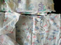 Распашонки,кофточки от 0-7 месяцев