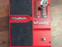 Гитарная педаль DigiTech Whammy 4
