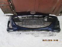 Mazda 3 BL Бампер передний Мазда 3 бл