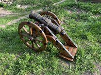 Пушка полевая/салютная 145 мм