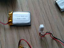 Аккумулятор li-po 250mah 502030