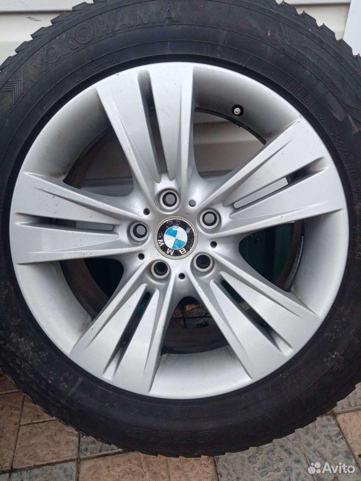 Литье и шины Бмв 18-255-55  89025666423 купить 2