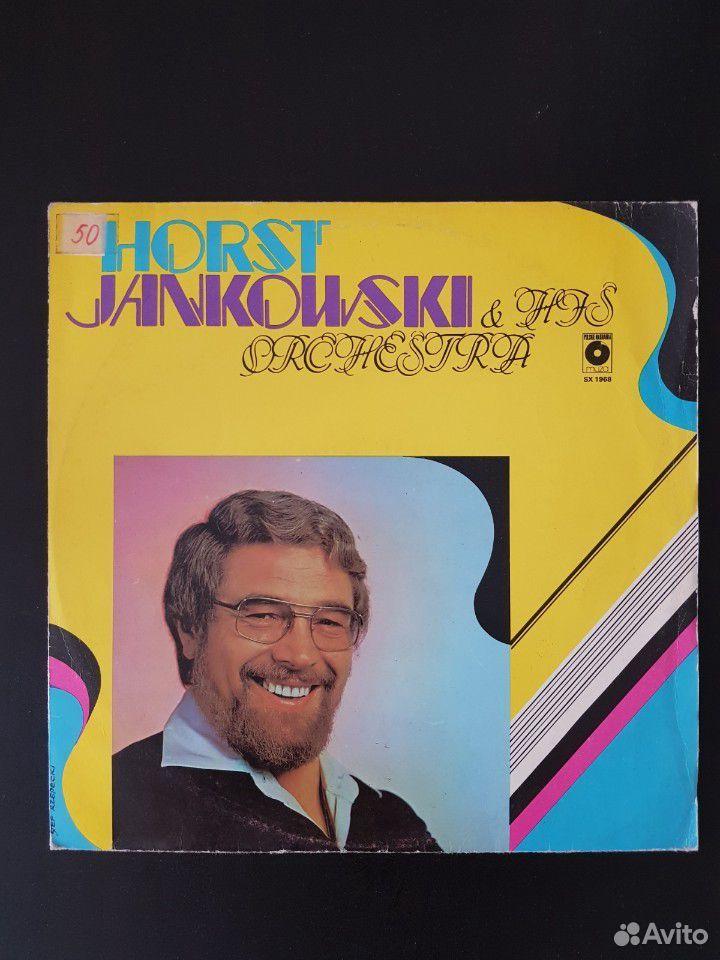 89991773552  Винил Horst Jankwski