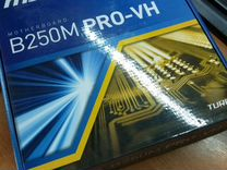 Продам материнскую плату msi b250m pro-vd на 1151