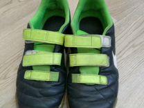 Кроссовки Nike на липучках 38,5