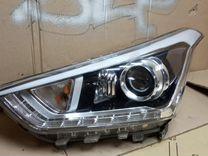 Фара левая Hyundai Creta led линза