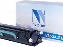Картридж лазерный Lexmark E260 S.Print SP-L-260 не
