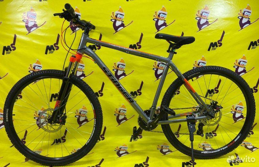 Велосипед Stinger graphite 29  89233159000 купить 2