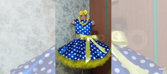 e1c06e32d32 Платье для девочки стиляги ретро купить в Москве на Avito — Объявления на  сайте Авито