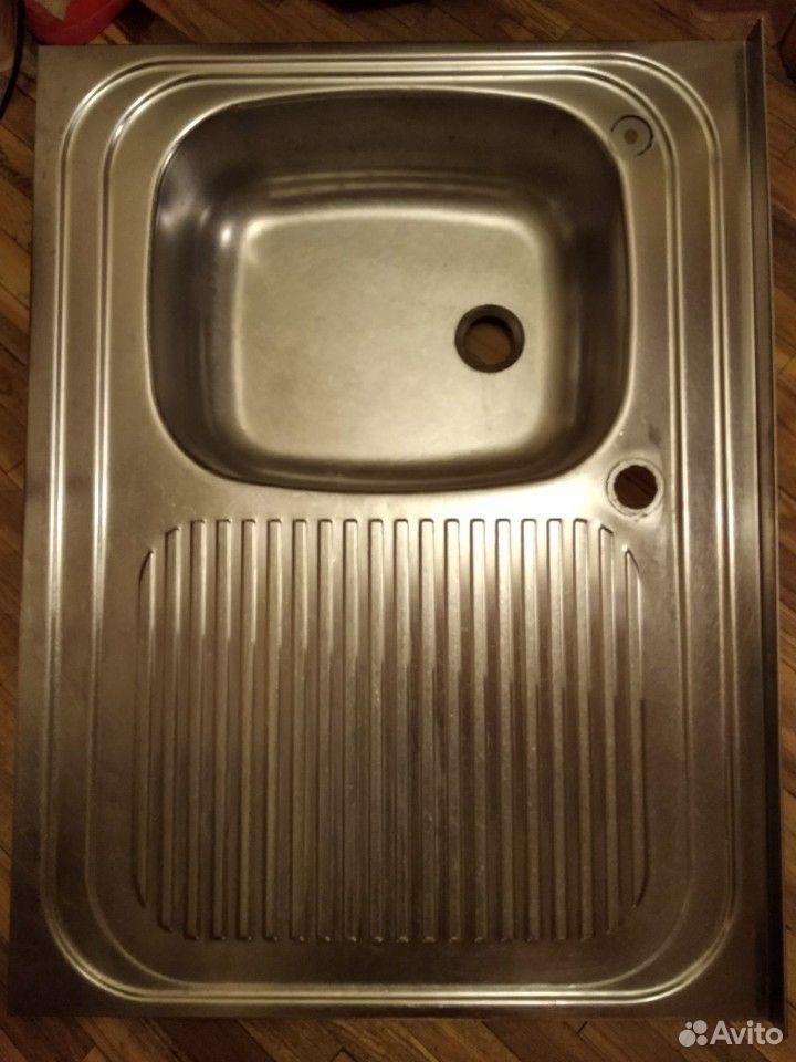 Кухонная мойка из нержавейки  89601608000 купить 1