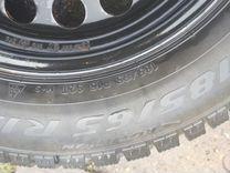 Pirelli ice zero r15 Шины+диски+колпаки (4шт)