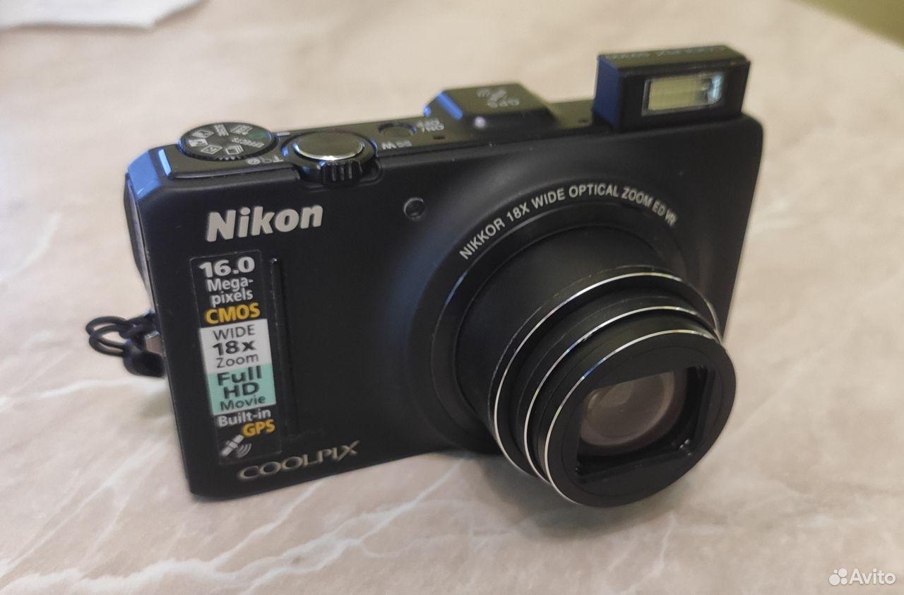 Фотоаппарат nikon coolpix s9300  89053245672 купить 1