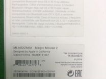 Мышь Apple Magic Mause 2