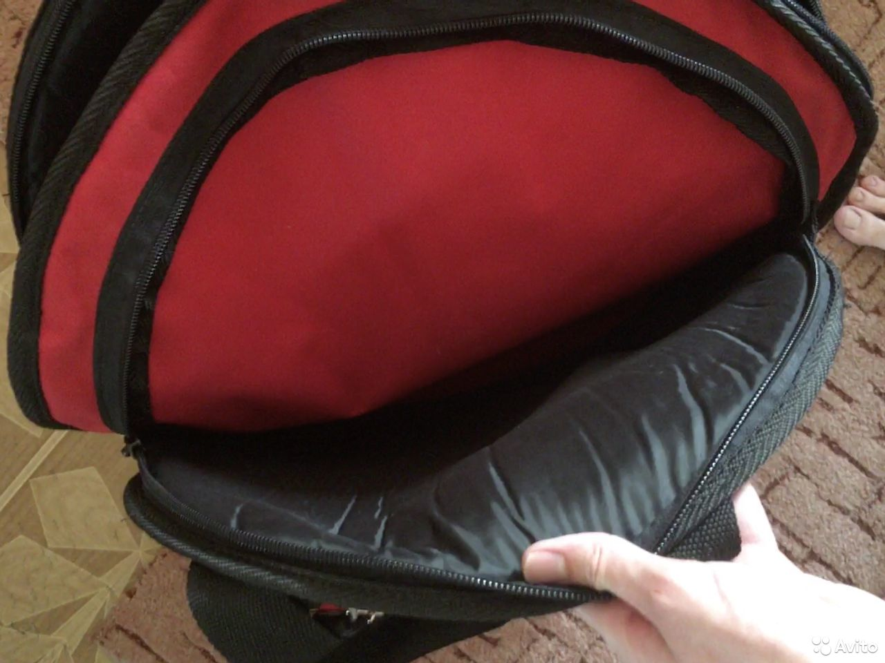Чехол для тарелок Orion Lurury Bag 20 Дюймов  89227413031 купить 3