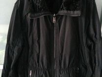 Куртка осенняя двухсторонняя Armani collezioni