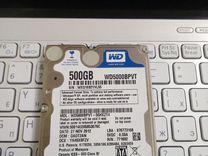 Жесткий диск HDD 500 гБ от ноутбука Sony — Товары для компьютера в Перми