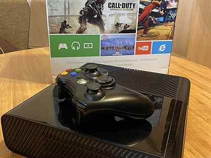 Xbox 360E 500gb