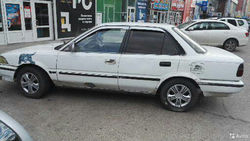 Toyota Corolla, 1988  89644045043 купить 1