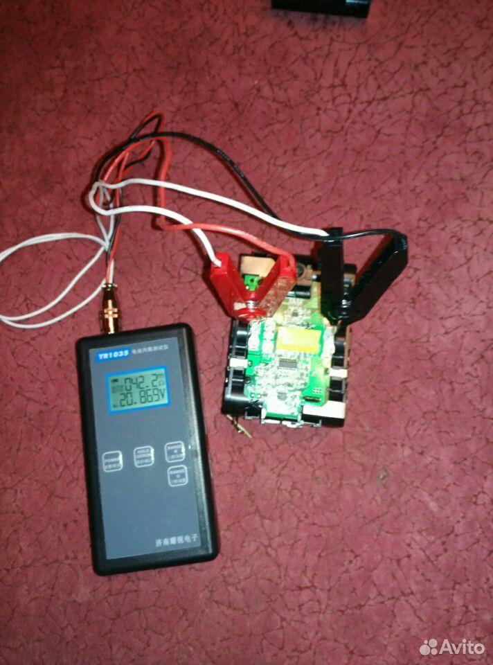 Аккумулятор для Makita 18v 4.2-6Aч  89275103030 купить 4