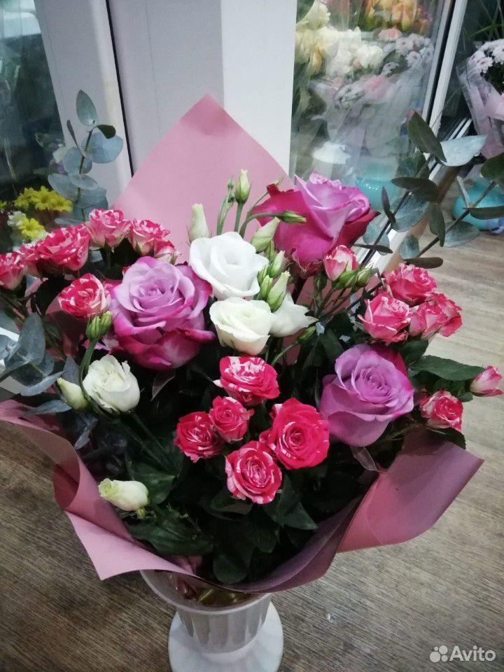 Доставка букетов и цветов  89613395871 купить 5