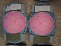 Шлем и защита для девочки
