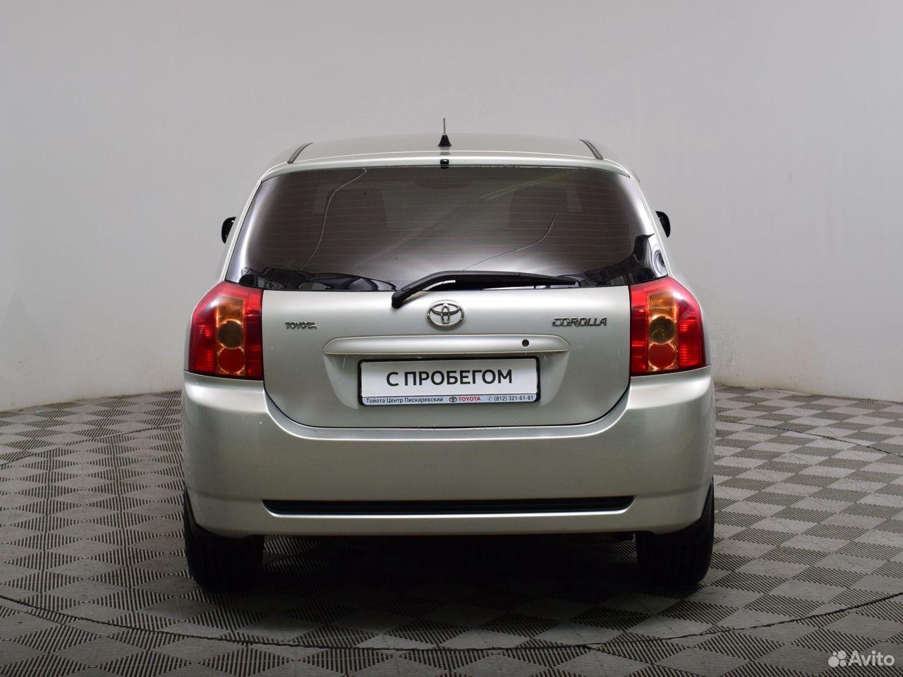 Toyota Corolla, 2006  88129207311 купить 7