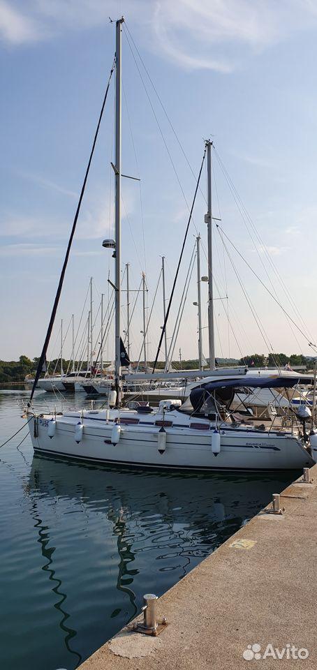 Парусная яхта 12 м 3 каюты