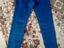 Новые джинсы р-р 27