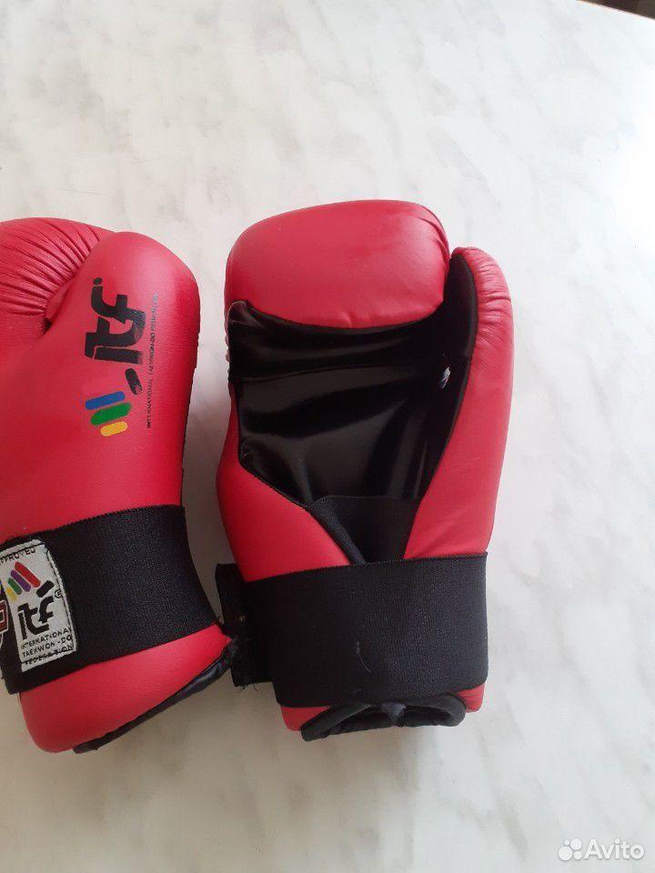 Перчатки для тхэквондо  89533905555 купить 2