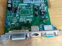 AGP видеокарта, ATI radeon 9200