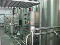 Большой комплекс молочного оборудования, 2007 года
