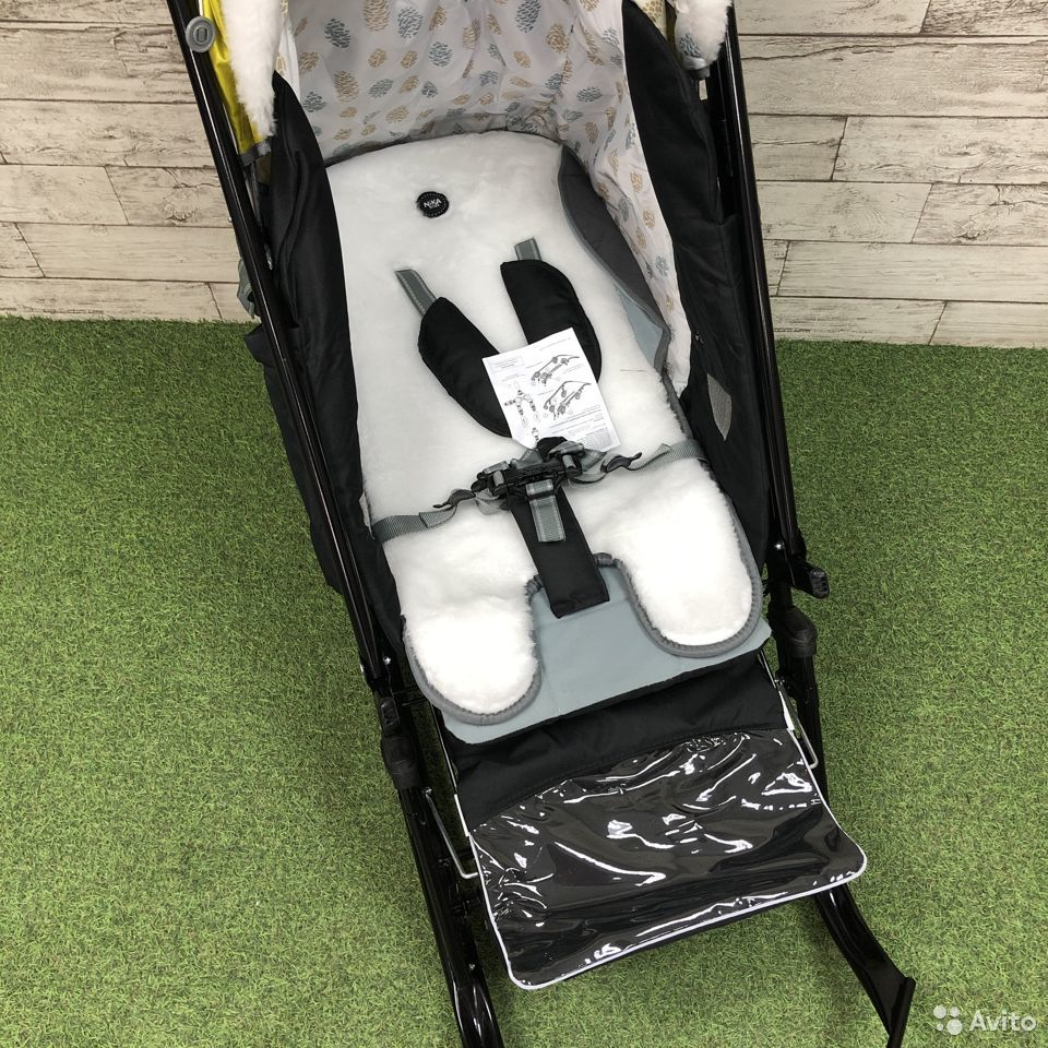 Санки-коляска Nika kids 7-5, цвета микс  89225759000 купить 6