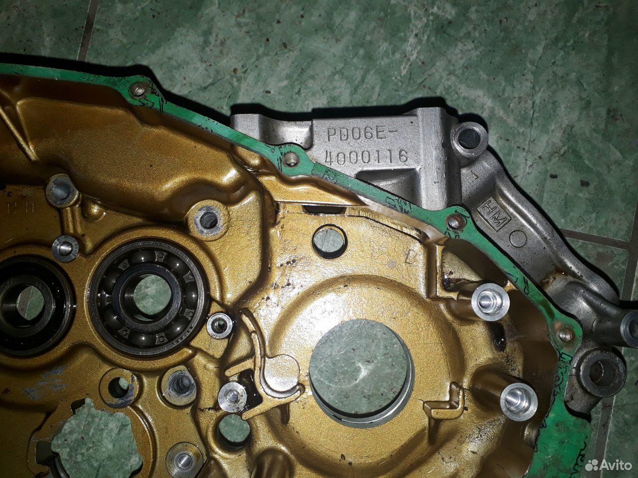 Картер двигателя honda transalp 600  89040859023 купить 1