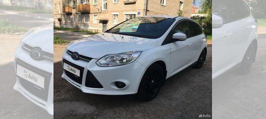 Ford Focus, 2013 купить в Пермском крае | Автомобили | Авито